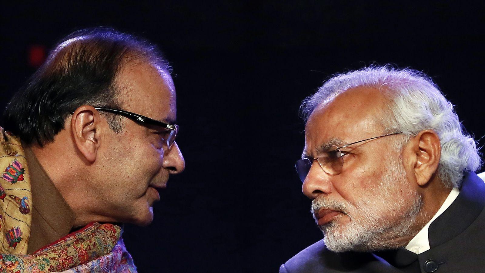 India-Modi-Jaitley-Budget