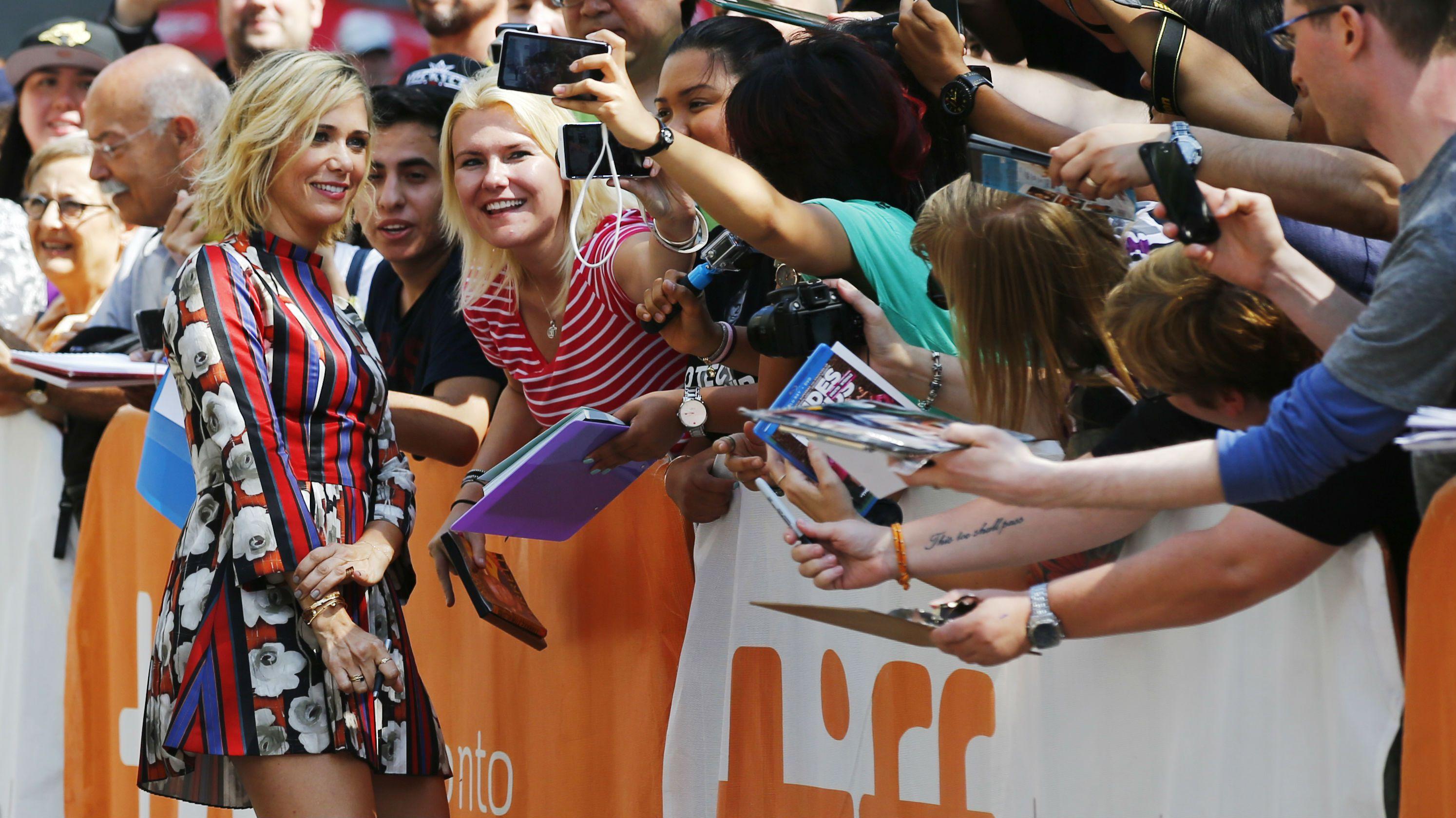 Kristen Wiig Ghostbusters