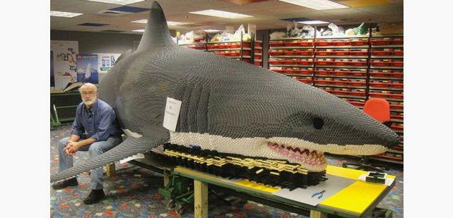 Photo Courtesy Of LEGO Group.