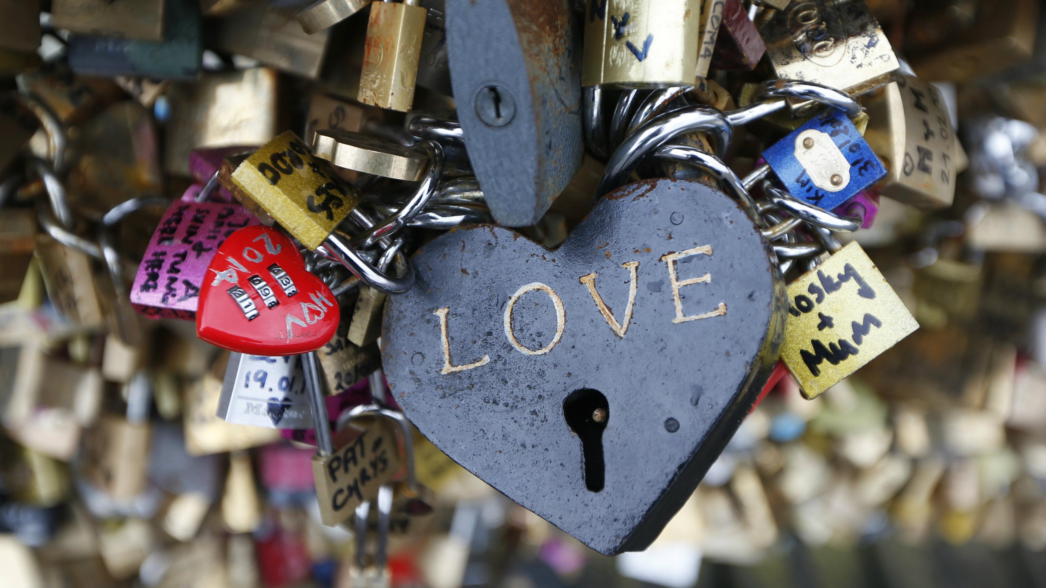 Unlock the key to anyone's heart.