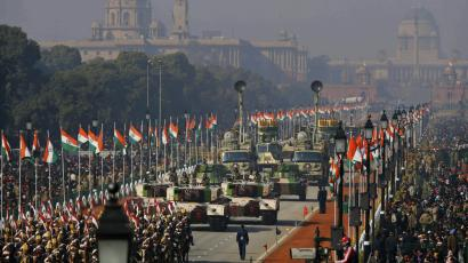 Republic Day-India-New Delhi