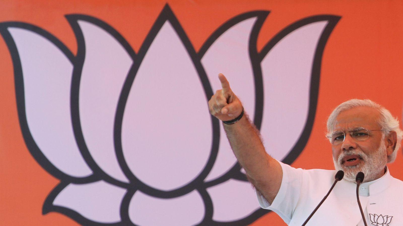 India-Narendra-Modi-BJP