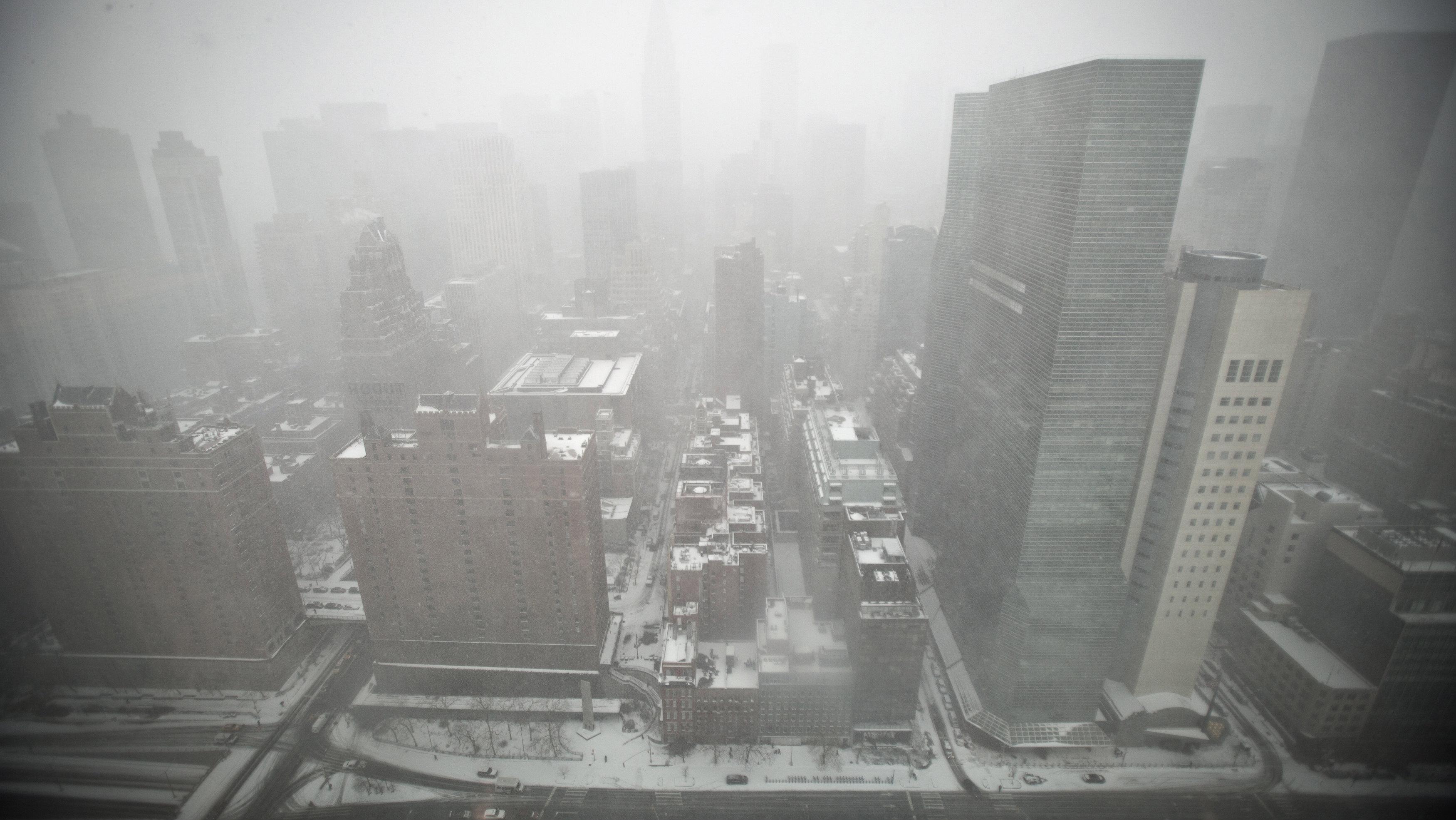 nyc storm juno