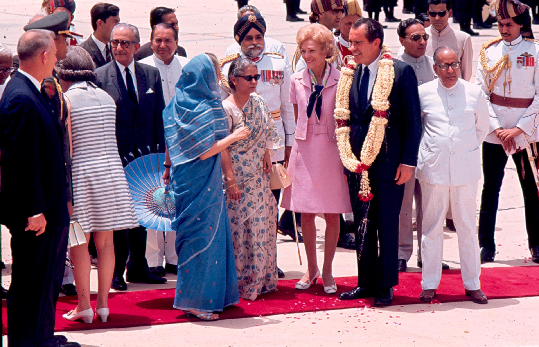 India-Nixon
