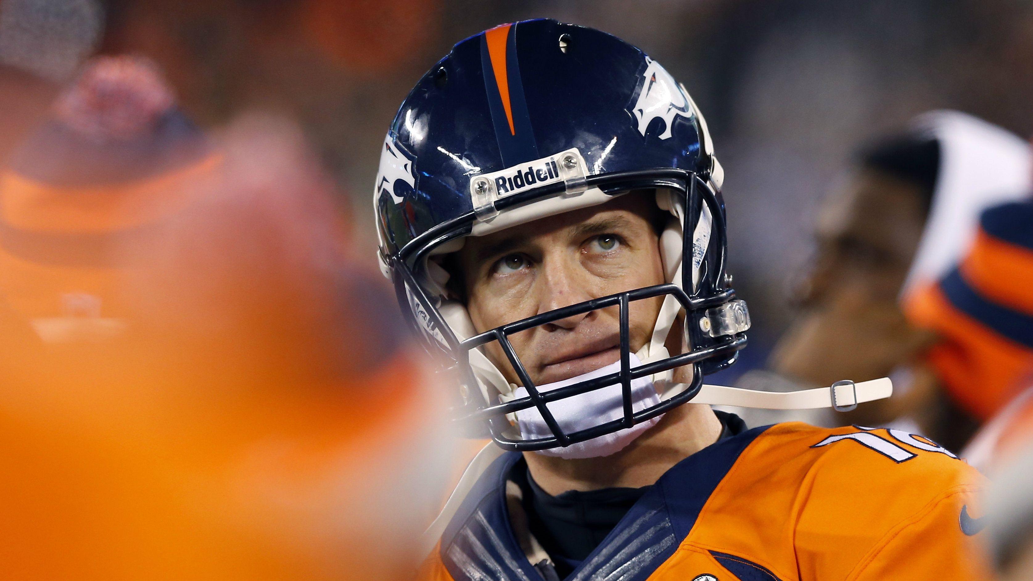 Peyton Manning NFL startup investor