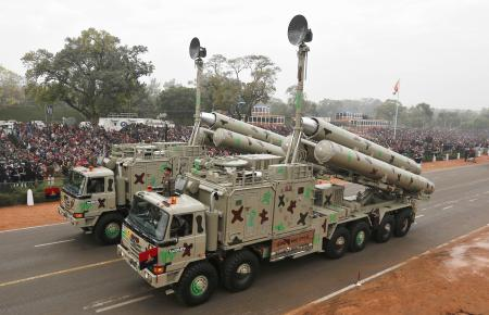 India-Republic Day-BrahMos