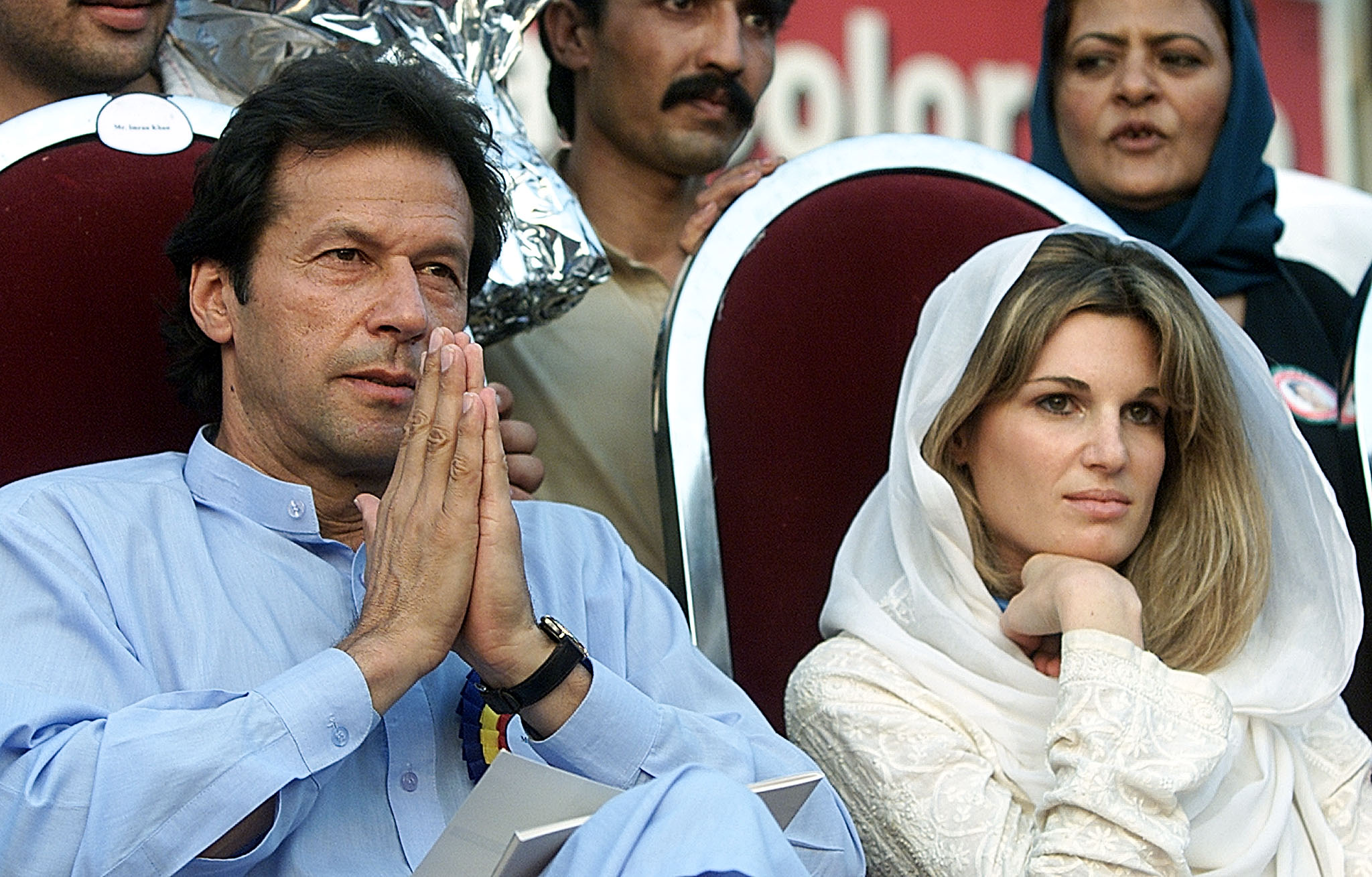 Imran Khan-Wife-Jemima Goldsmith