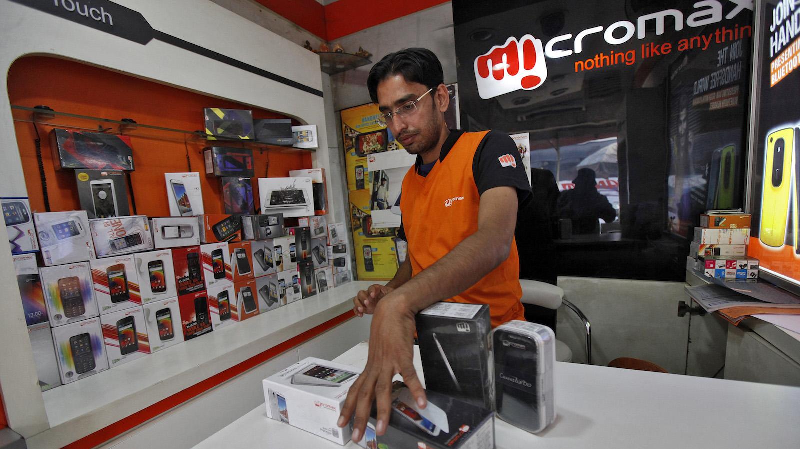 India-Micromax-Phone