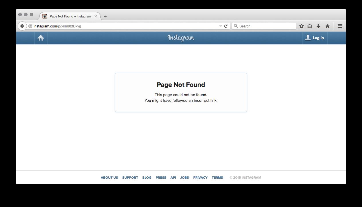 Instagram's Privacy Flaw — Quartz