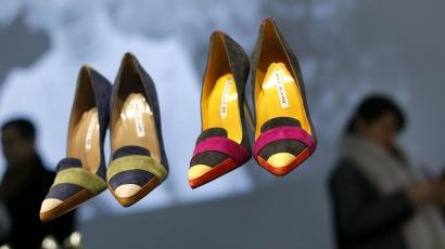 leather prices, shoe prices, cattle shortage, fashion, shoes, manolo blahnik