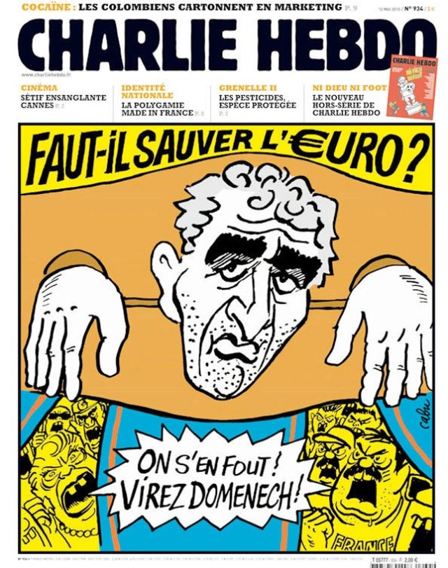 Should the Euro be saved? -Who cares? Sack Domenech!