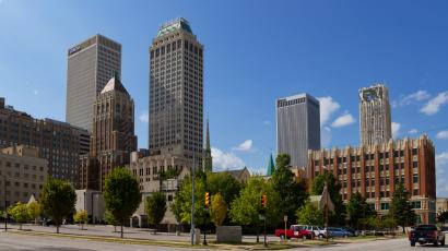 Why Google Maps tells Americans they\'re in Tulsa, Oklahoma ...