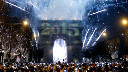 France New Years