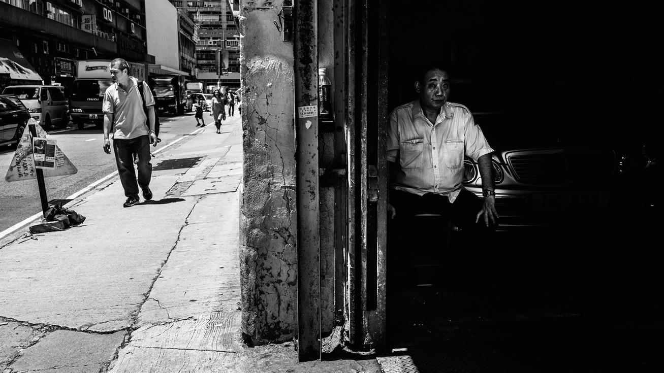 Hong Kong Filipina domestic worker fellowship at NYU photography