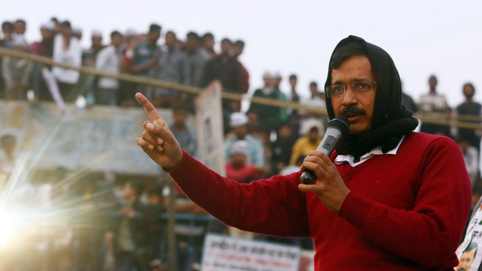 India-Delhi-elections-AAP-BJP