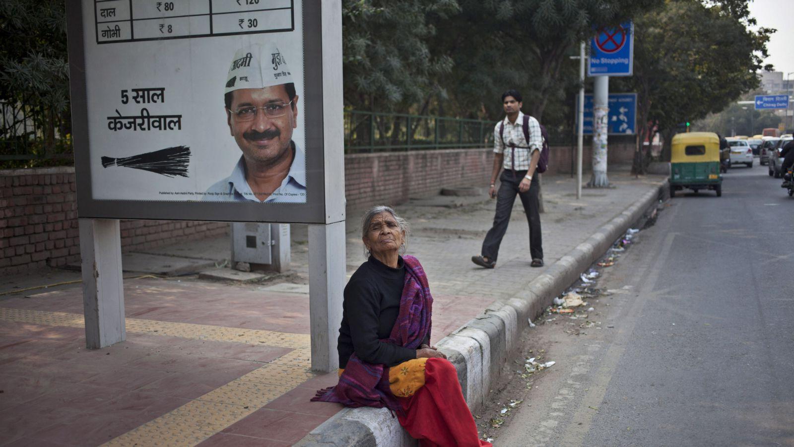 India-Delhi-AAP-Kejriwal-Modi