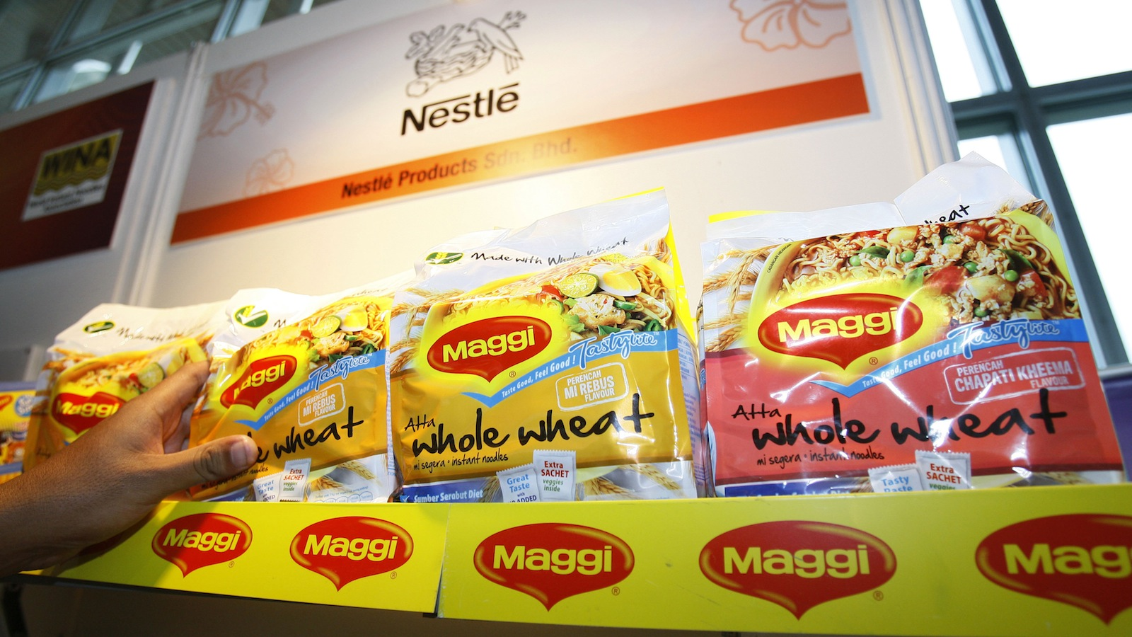 How Maggi noodles became India's favourite comfort food