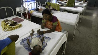India-health-care-child-mortality