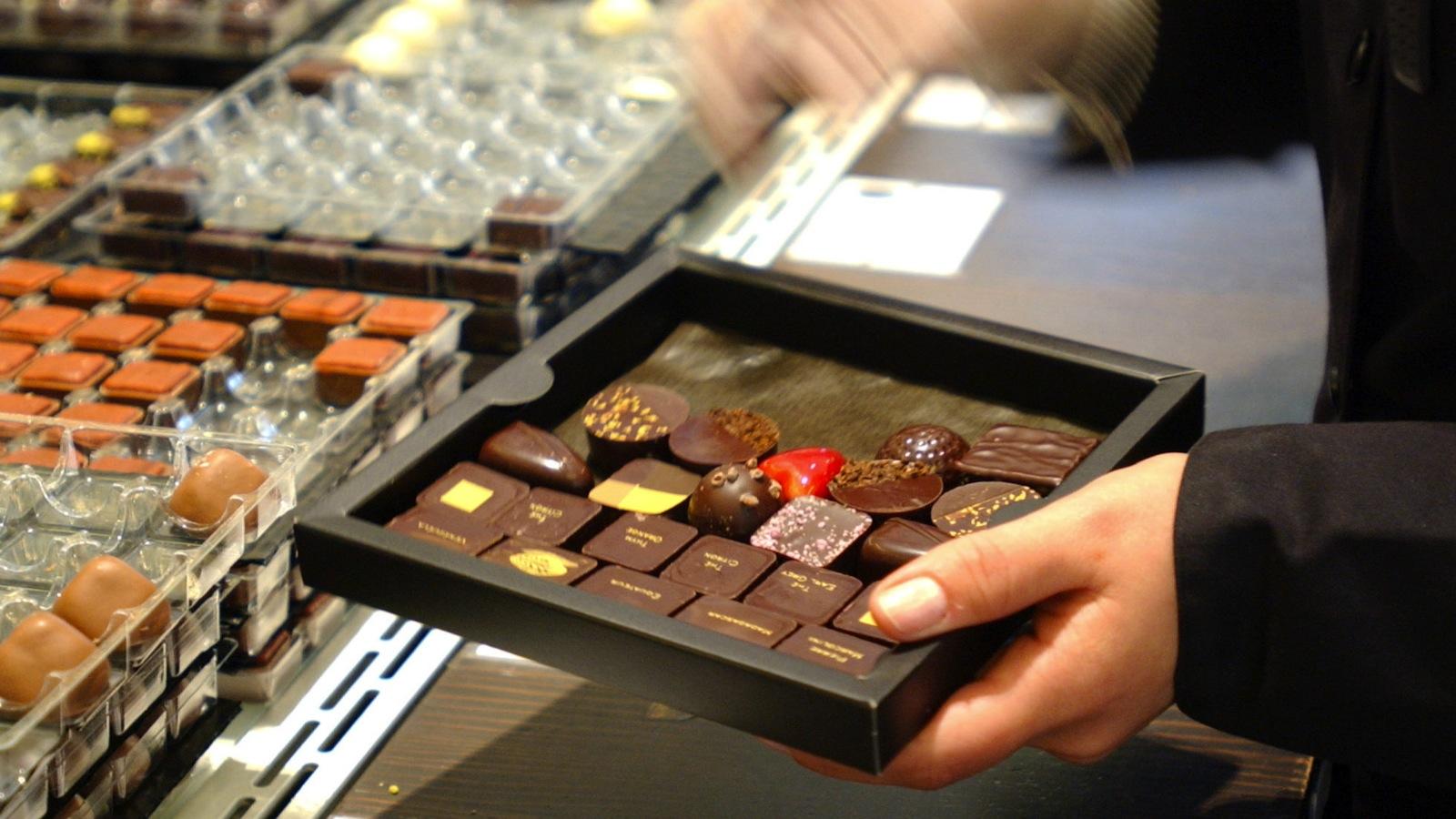 Chocolate-India