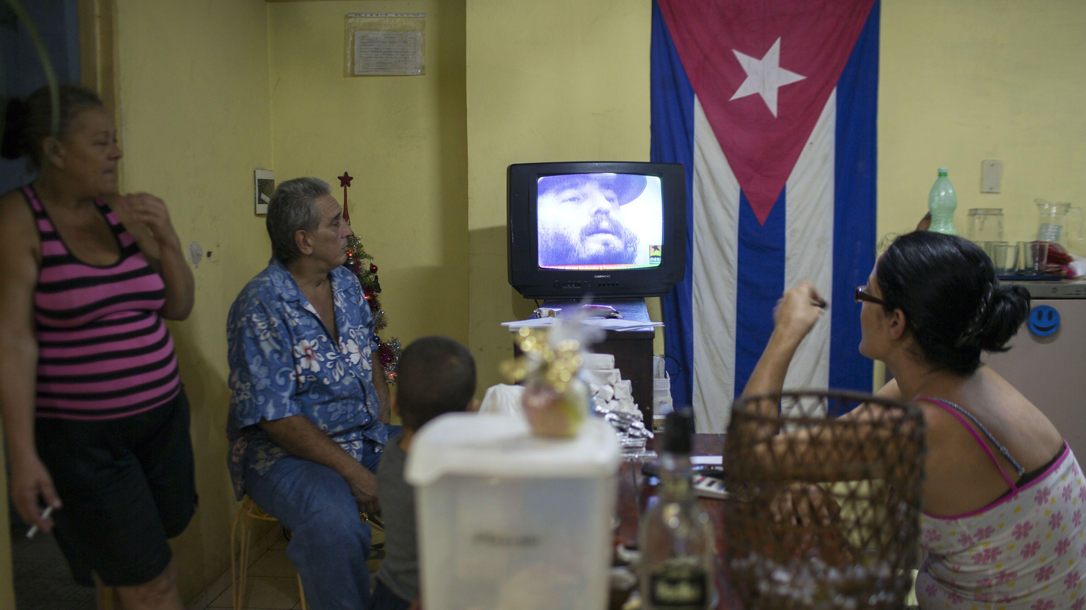 Cuba Netflix