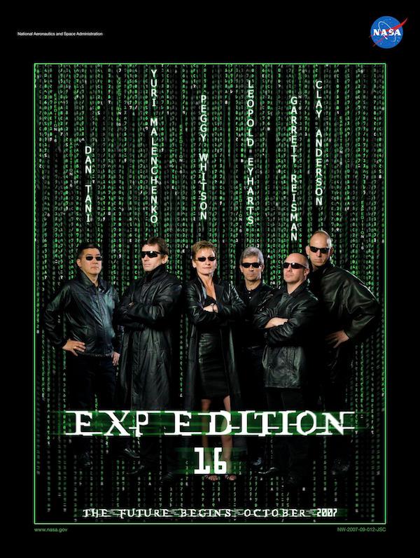 Expedition 16 Matrix