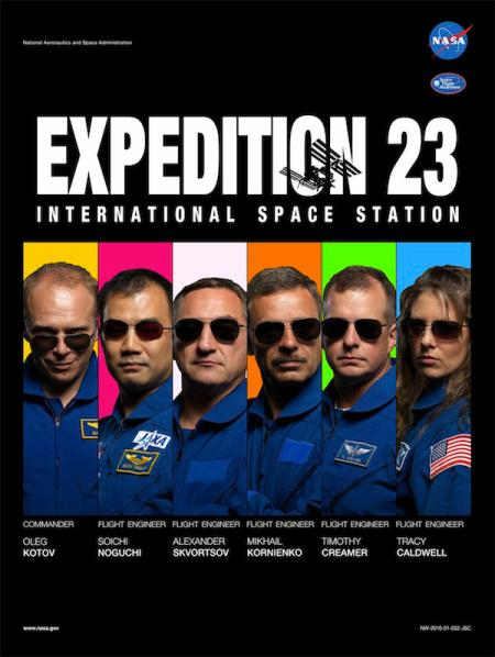 Expedition 23 Reservoir Dogs