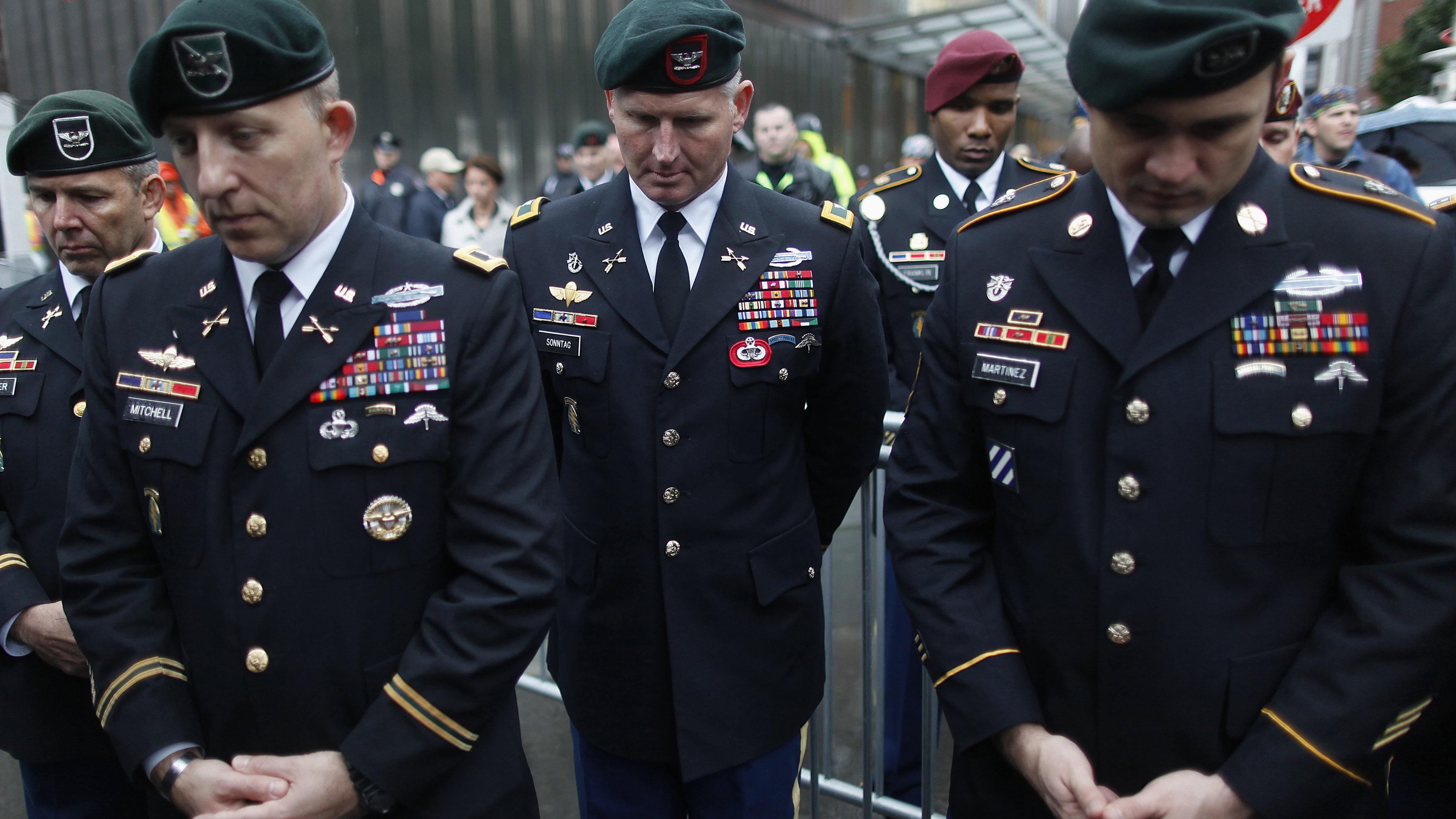American business needs the Green Berets — Quartz