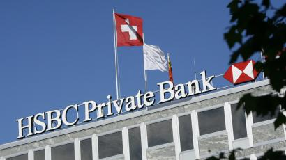 HSBC's private Swiss bank served everyone from alleged arms dealers