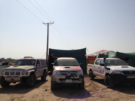 Cholistan Desert Jeep Rally-Pakistan-SUV