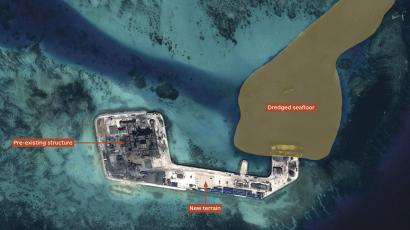 China's island-building spree is about more than just military might