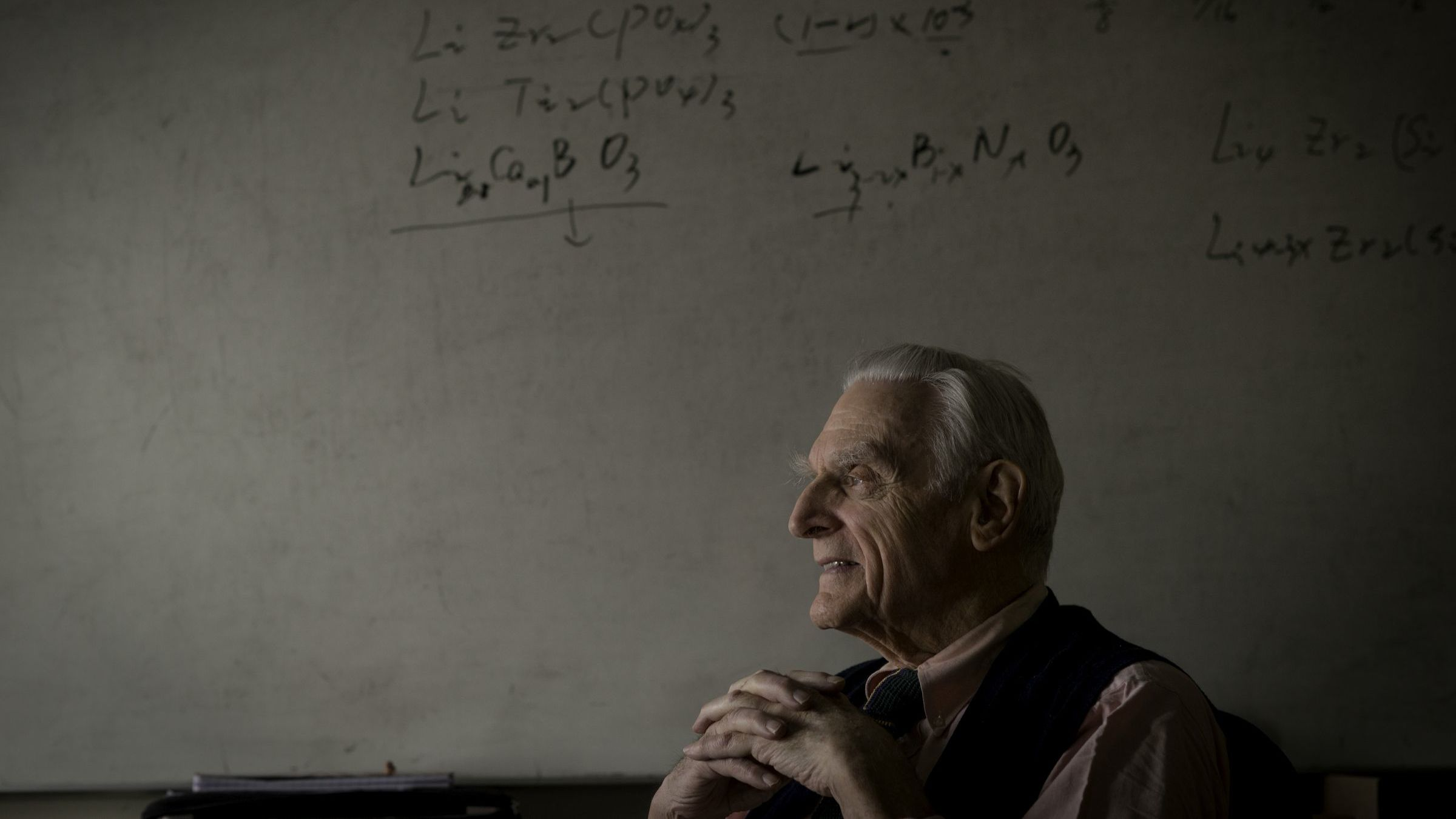 The man who brought us the lithium-ion battery at the age of 57 has