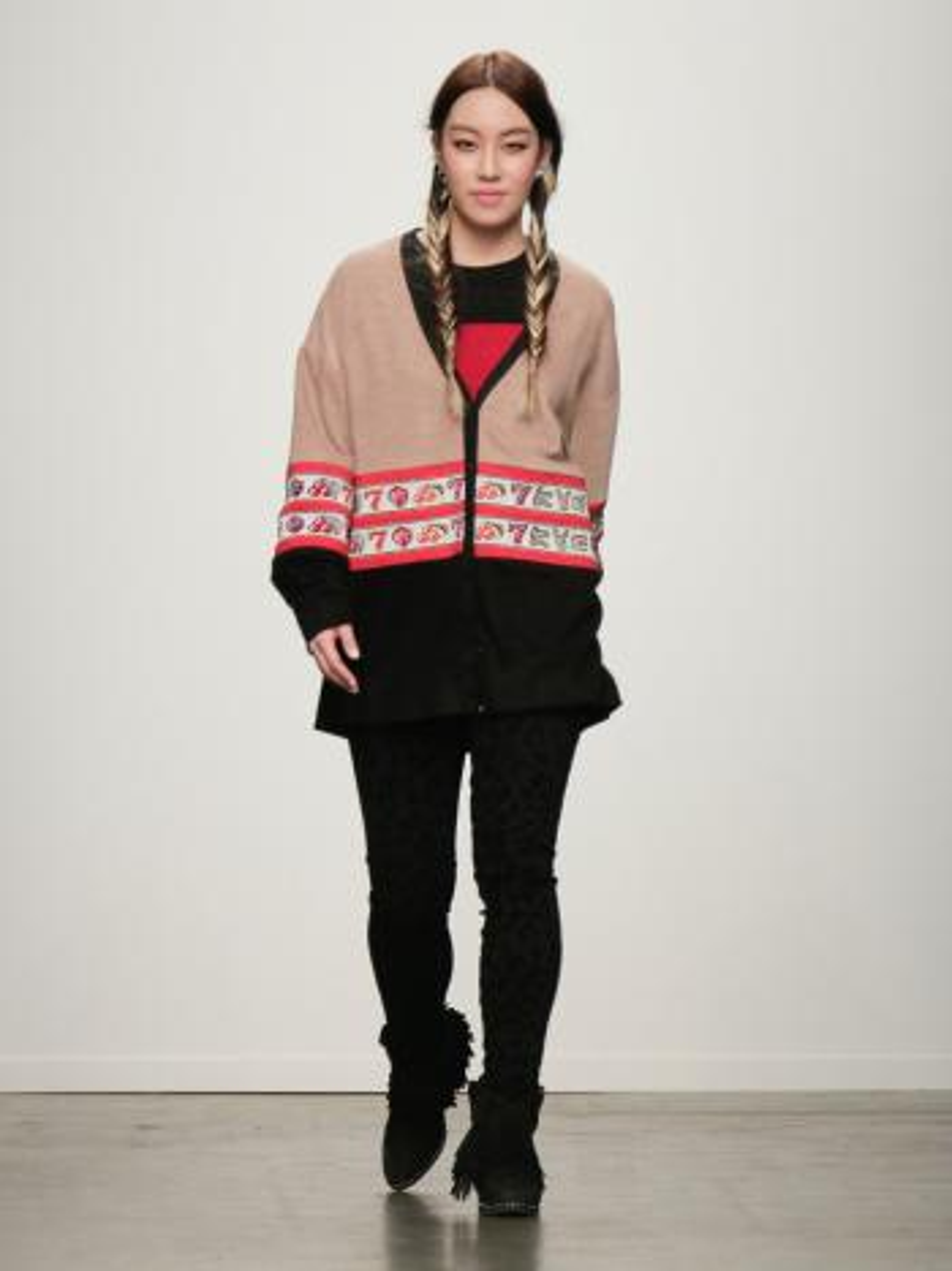 new york fashion week, korea, k-pop, kye, kathleen kye, fashion