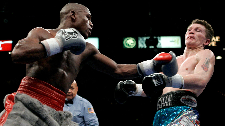 Floyd Mayweather Jr. boxing