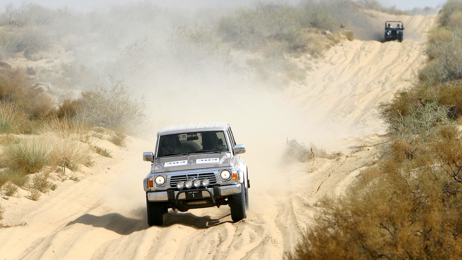 Cholistan Desert Jeep Rally-Pakistan
