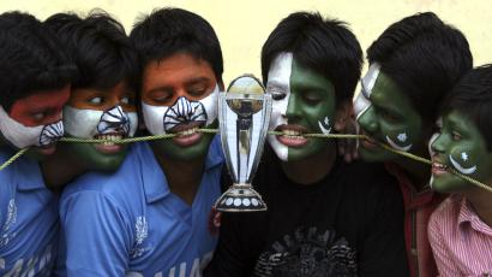 India-Pakistan-Cricket-World Cup