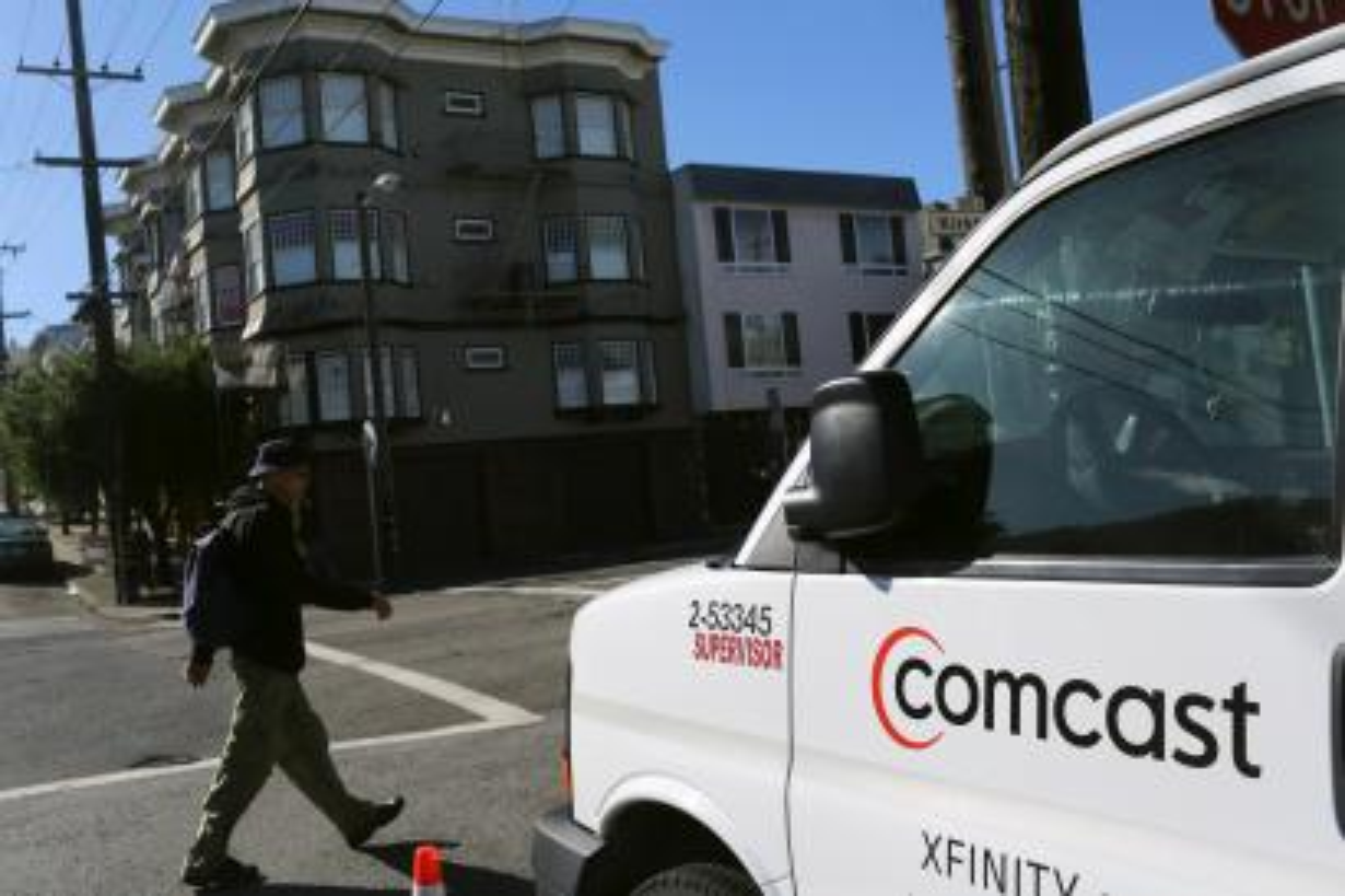 Comcast earnings internet bill