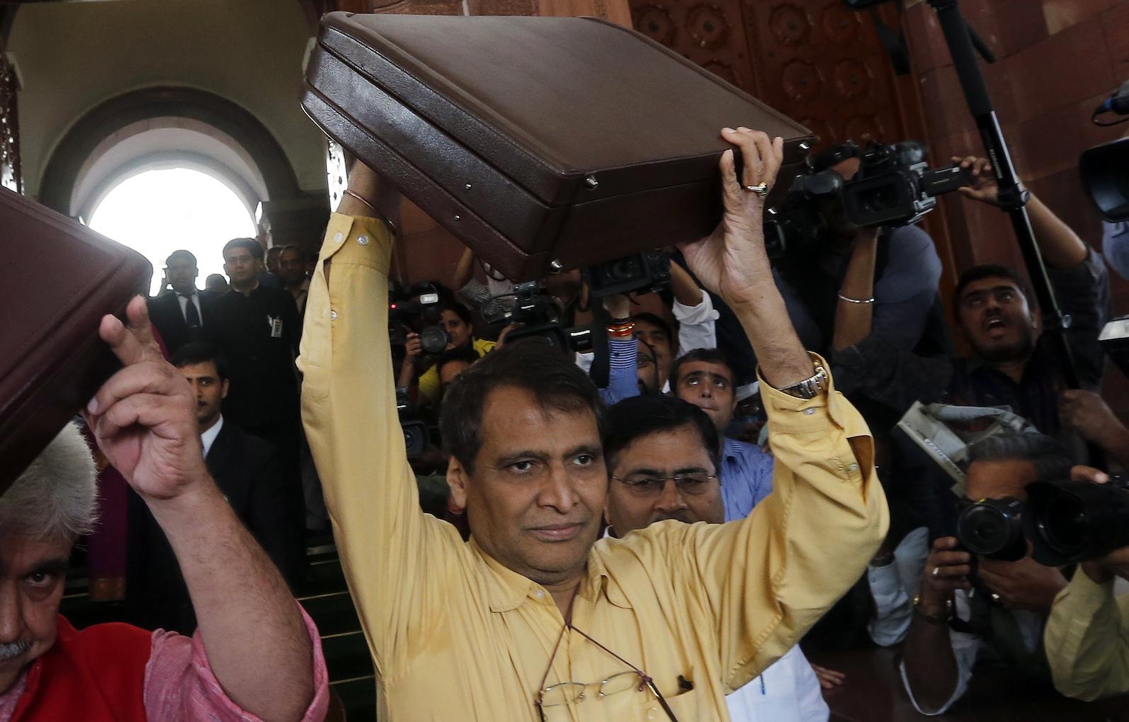 Rail-budget-suresh-prabhu
