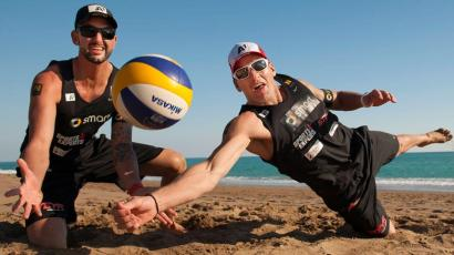Swatch volleyball