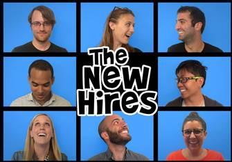 pinterest new hire photo