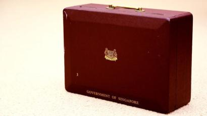"Lee Kuan Yew's ""red box"""