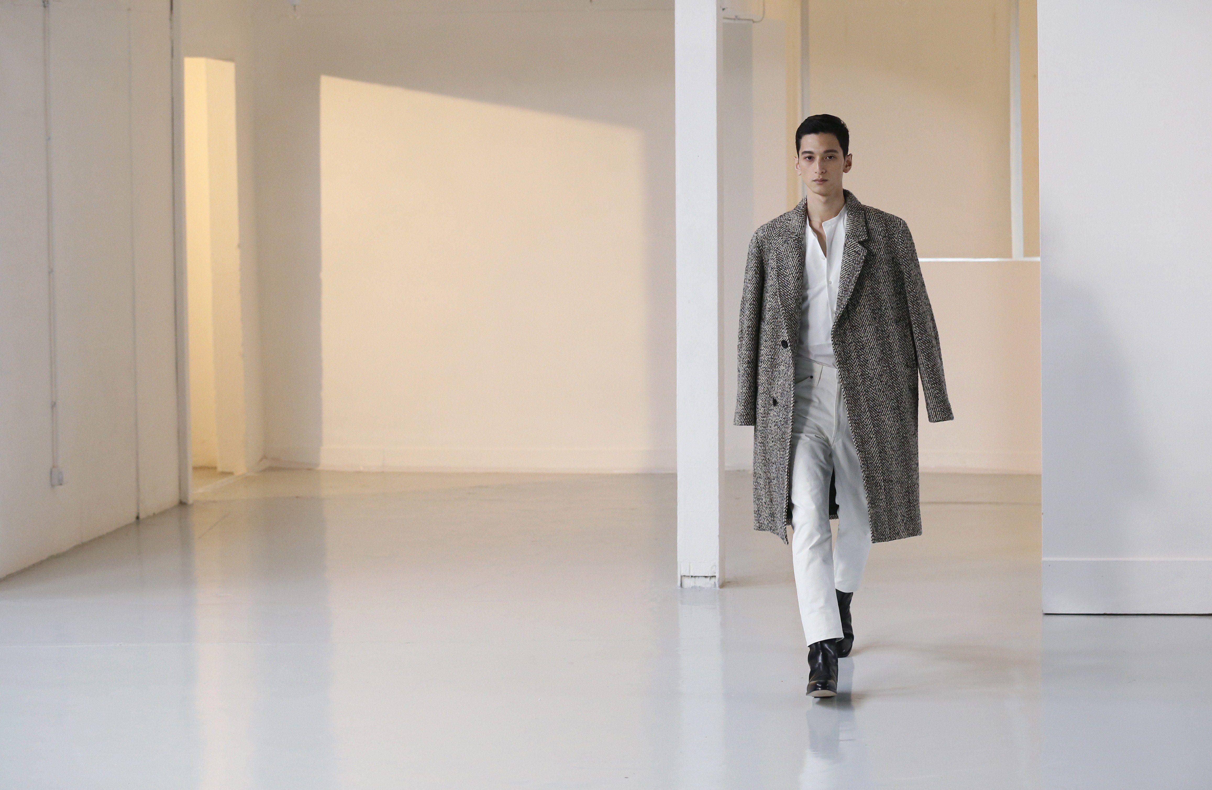 lemaire, fashion, style, fall 2015, paris fashion week, menswear