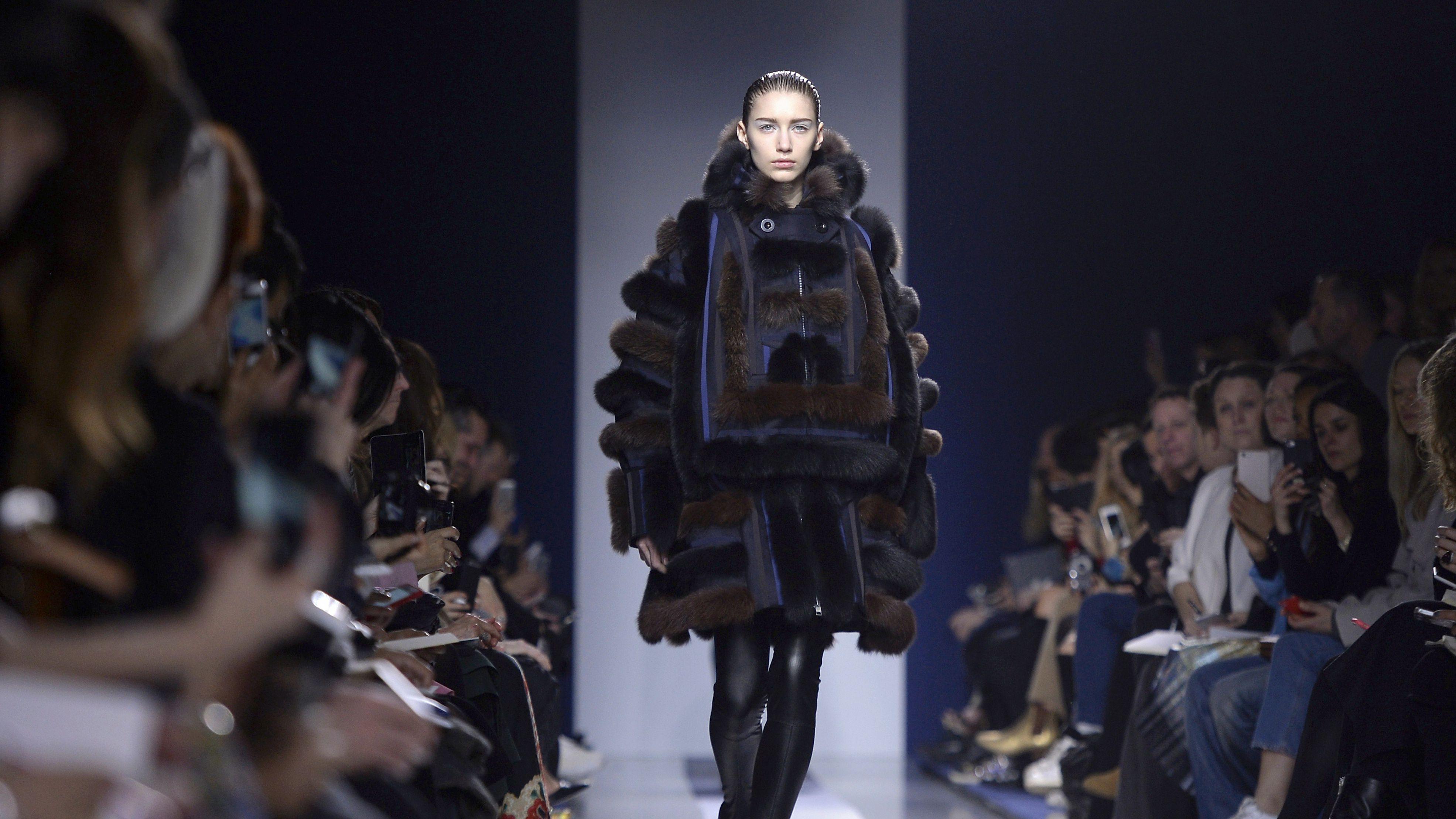 sacai, paris fashion week, fashion, style, ready to wear, chitose abe
