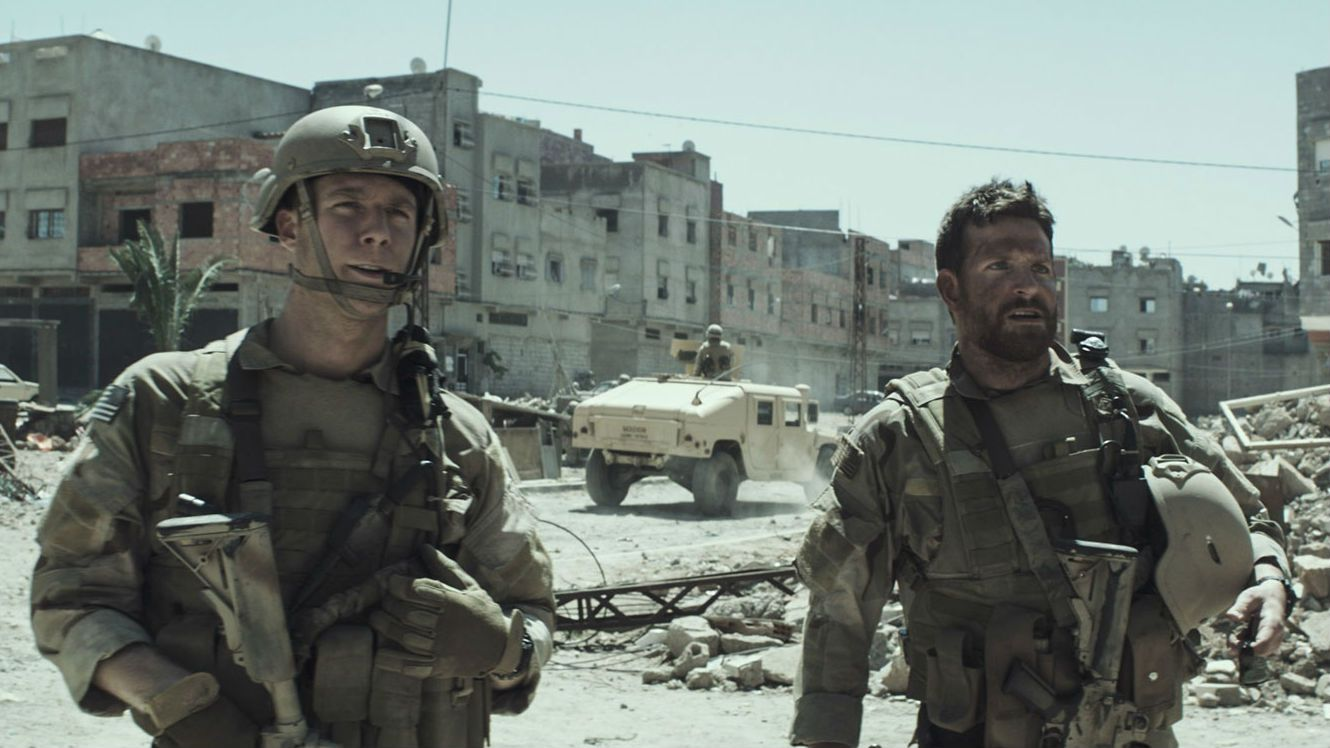 "American Sniper,"" the top-grossing film in the US last year, is ..."