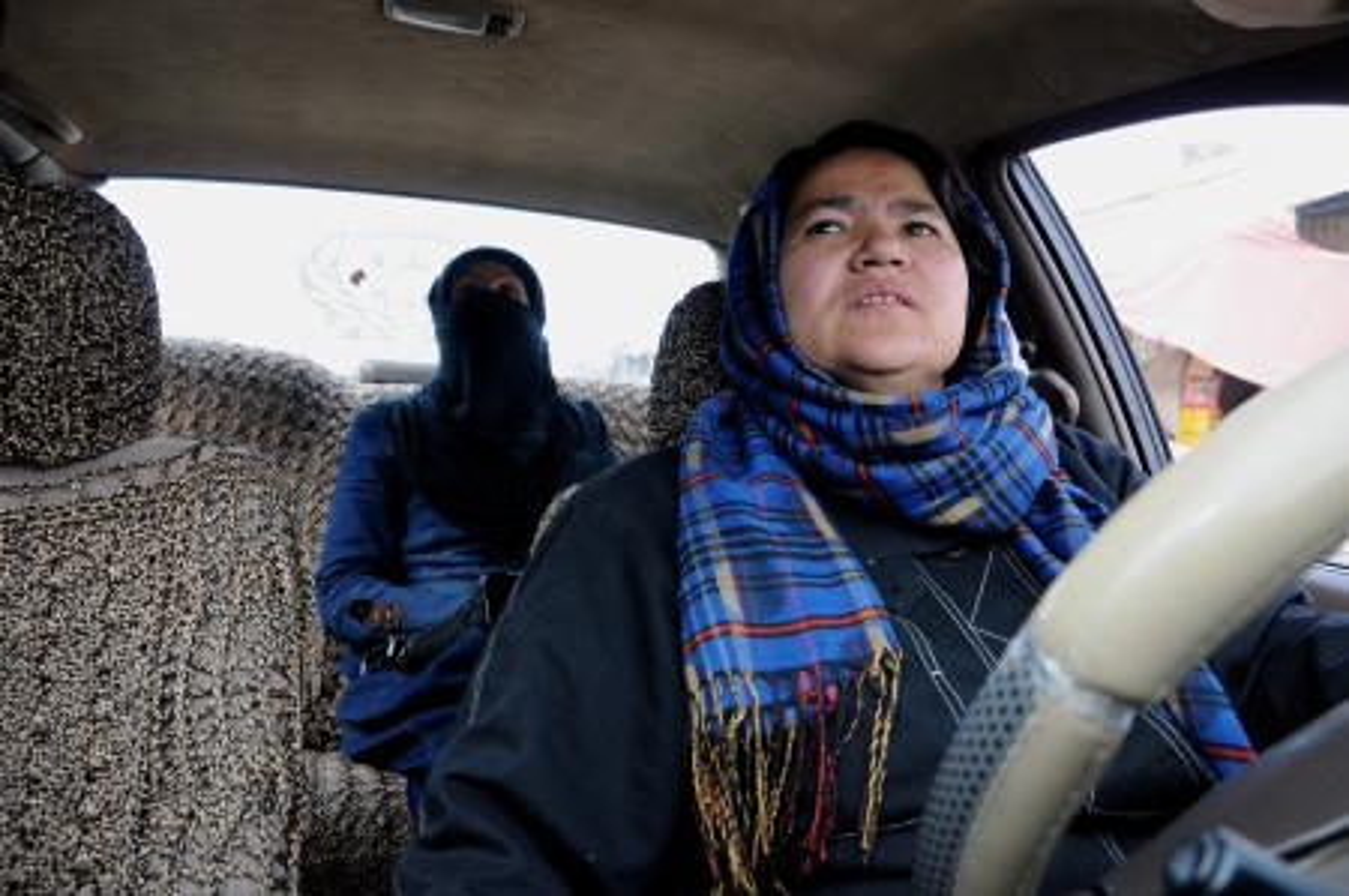 Woman-Afghanistan