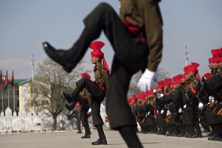 Indian soldiers-Army