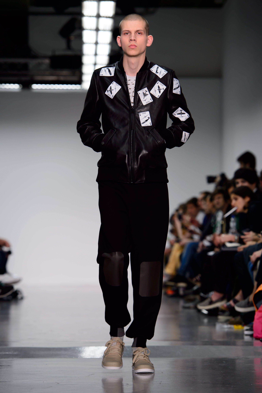 christopher raeburn, spring 2015, london fashion week, fashion, style, lifestyle, athleisure, sweatpants