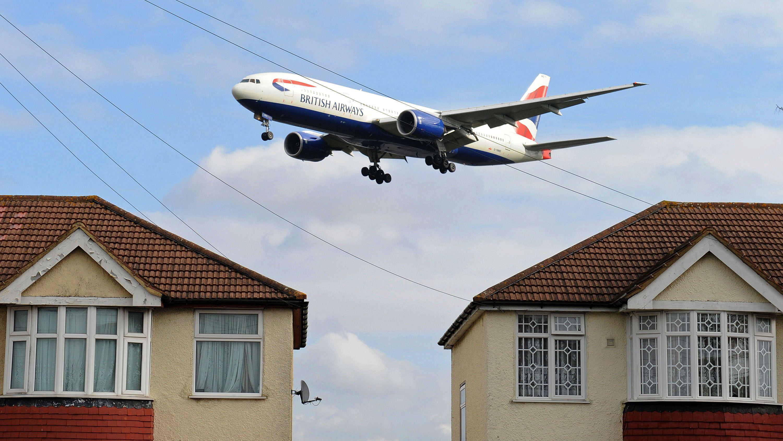 British Airways fuel surcharge