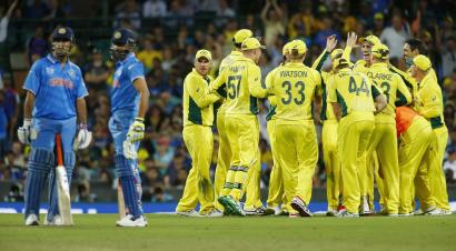 Cricket World cup-India-Australia-Semi Final