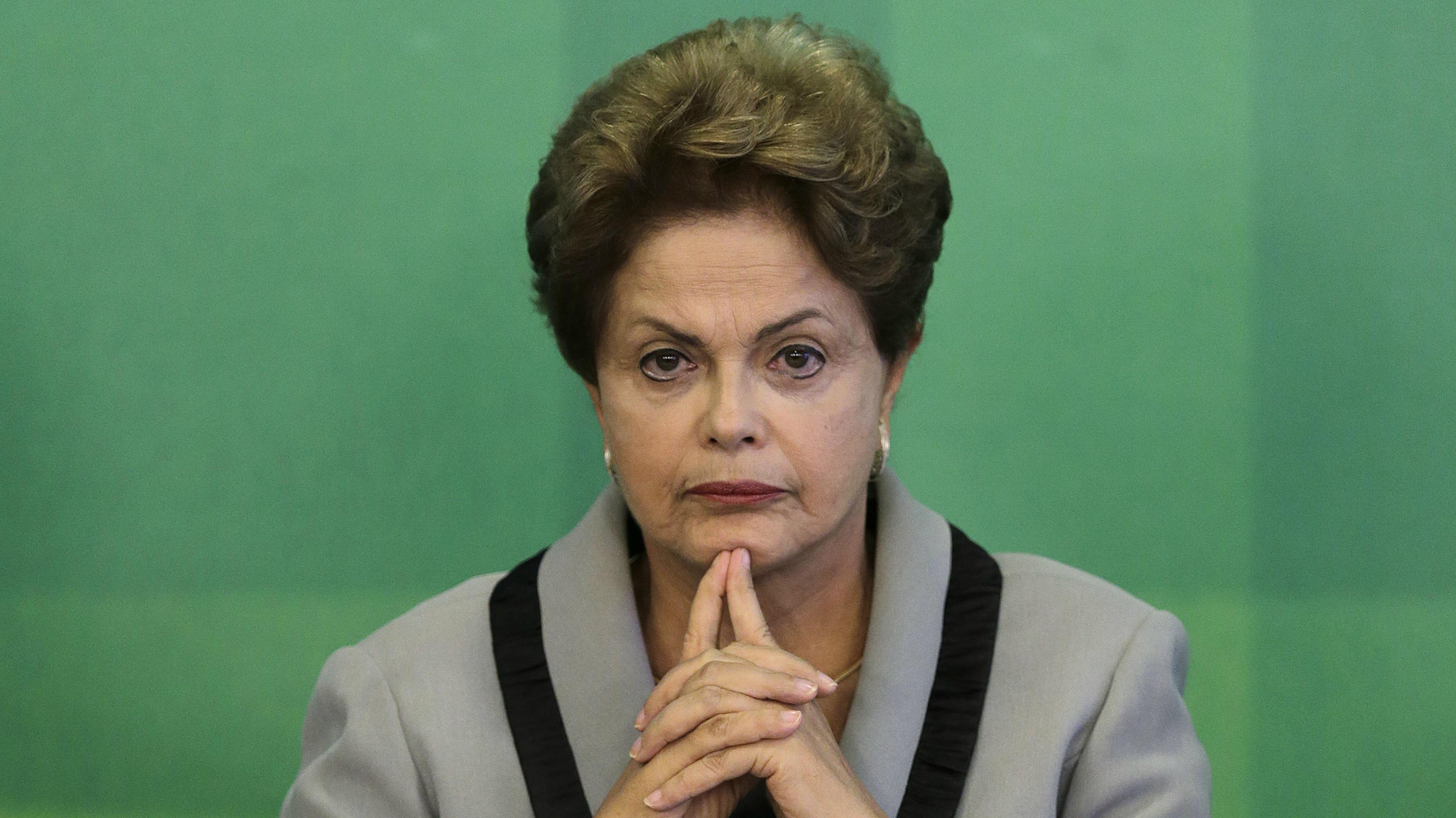 Dilma Rousseff, corruption, popular opinion