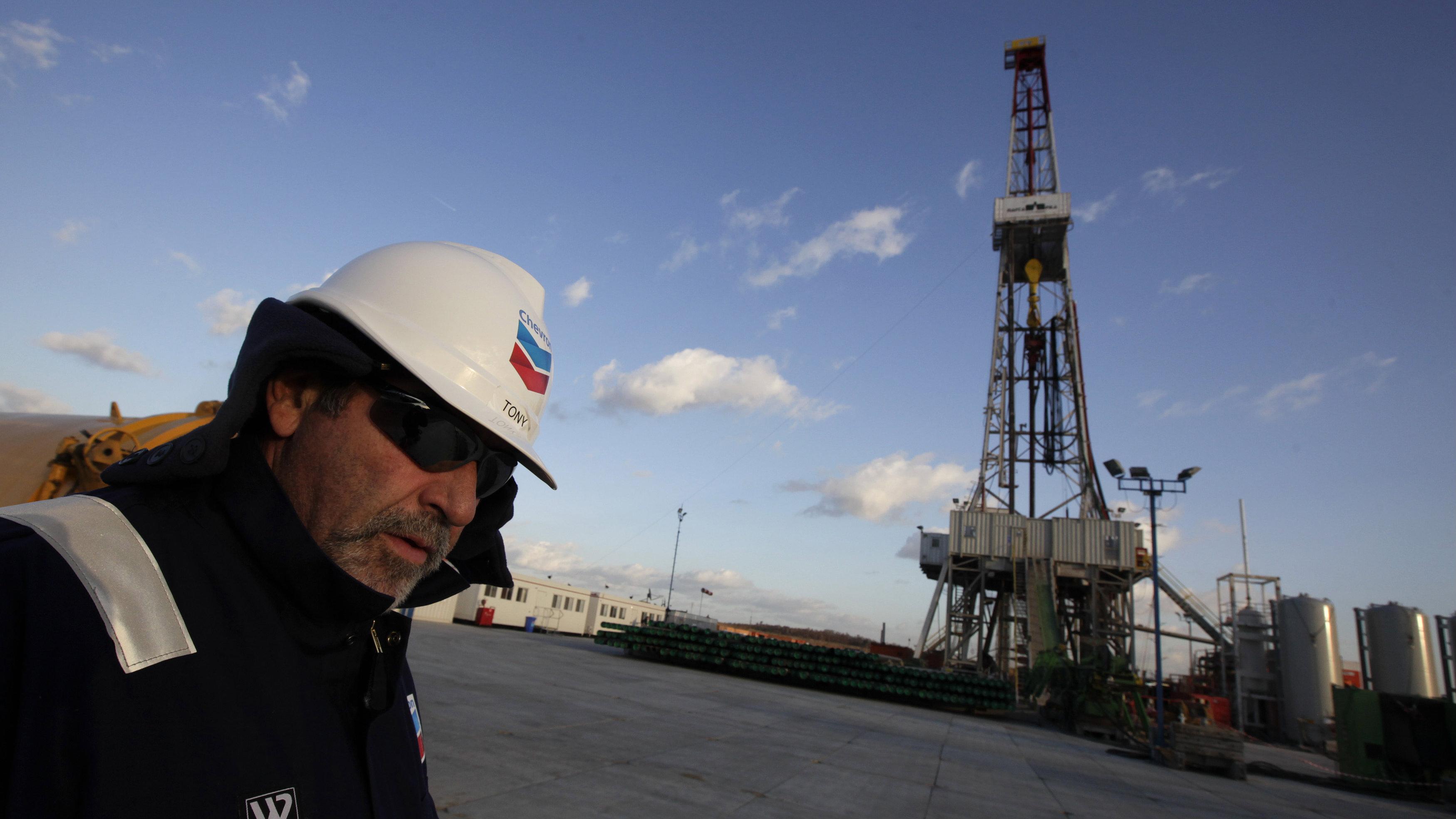 fracking in poland